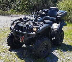 2003 Yamaha Grizzly 660 Special Edition $4400