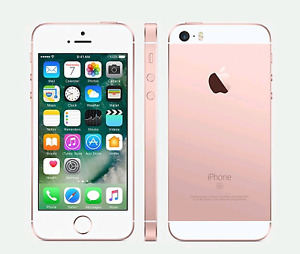 iPhone SE 16 GB Rose gold (new, never used)