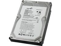 2 NAS Seagate Barracuda 2TB Low Power HDD Priced Each