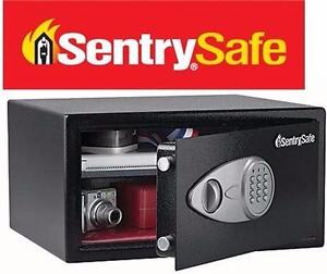 NEW SENTRY SECURITY SAFE   Tools Safety & Security Safes Sentry Safe Security Safe LOCK 99051770