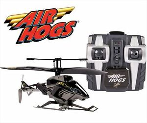 Air Hogs Axis 400X RC Helicopter-4 Chan. Heli 1, c/w Controller