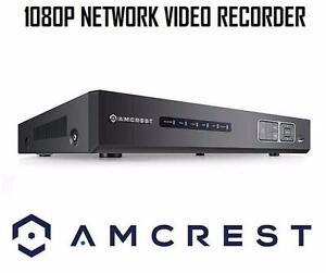 AMCREST NV1104 1080P NVR NETWORK VIDEO RECORDER