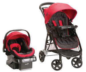 Baby Stroller and car seat - safety first travel system