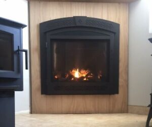 Napoleon Fireplace Ascent X70 - Natural gas