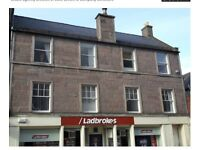 Flat for rent 2 bedroom Forfar town centre