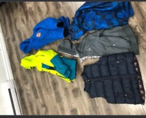 Boys jackets for sale