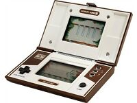 Nintendo Game and Watch Mario Bros. (Multi Screen Series), Unboxed Super Rare.