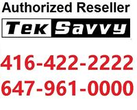 Free Installation (Transfer Only) Teksavvy Cable internet Plan