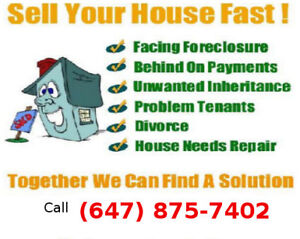 I Will Buy Your House and Help You With the Details