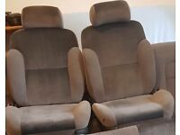 Ford Sierra front seats