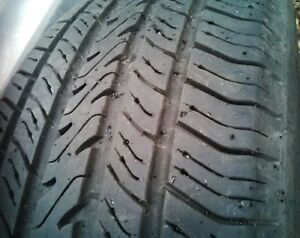 Michelin Harmony 205/65R15, $35 for tire only