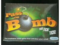 Pass The Bomb Board Game (NEW)