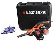 Black Decker Bandschleifer