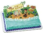 Jake and The Neverland Pirates Cake Topper