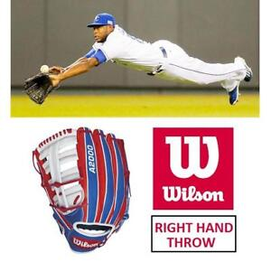 """NEW WILSON 13"""" SOFTBALL GLOVE - 126626546 - RIGHT HAND THROW - A2000 - ALL POSITIONS"""