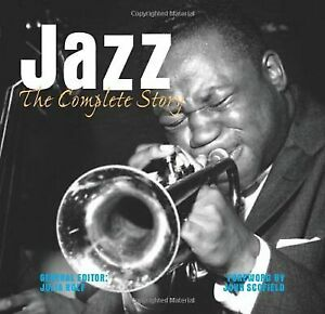 Jazz-Complete Story-Very good resource book-Great condition +