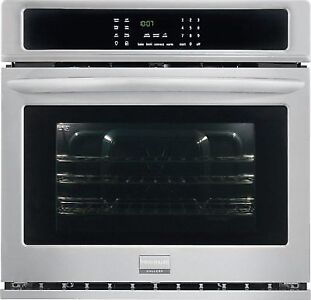 """Frigidaire Gallery 27"""" Stainless Steel Electric Single Wall"""