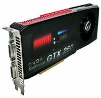 nVIDIA GeForce GTX260 896MB GDDR3 PCIEx16 Gamer Video Card