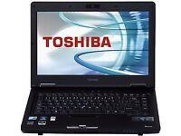 Toshiba Tecra M11 i5 Laptop (Win7)