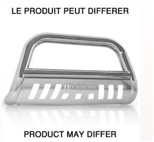 Protège-Grille (Bullbar) 3'' Poli Ford Escape 2008-12