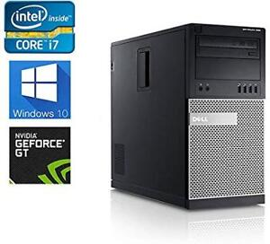 Ordinateur Dell optiplex, i7 3.4 Ghz, 16GB, 1 Téra,  514 999 699