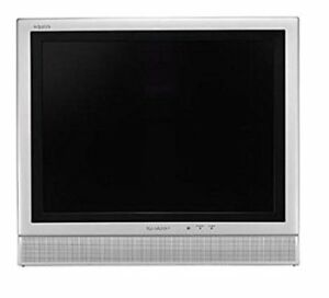 Sharp LC-20E1U 20-Inch AQUOS LCD Flat-Panel TV, Silver