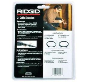 RIDGID 31128 Universal 3 Cable Extension