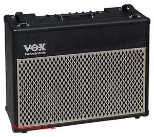 Vox VT 100 amp, comes with pedals