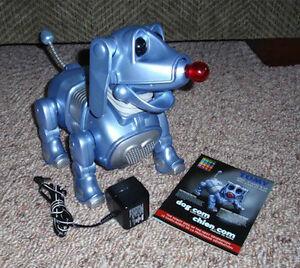TOMY TALKING ROBOTIC DOG-Like New London Ontario image 1