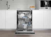 Professional Dishwashers Installation Service 514 993 4533