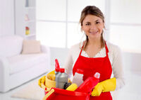 From $20 CLEANING SERVICES in RICHMOND HILL, TRONHILL, NEWMARKET