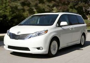 New Toyota sienna LE AWD