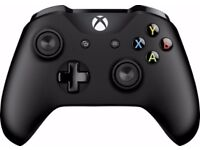 Black Xbox one controller. Only 2 weeks old. Only used a few times.