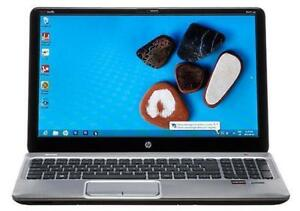 HP ENVY M6 15.6 inch, AMD A10 , turbo speed 3.2 GHZ, 8GB, 500GB , Radeon HD7660 2 GB + Mc Office Pro