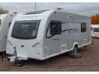 Stolen Bailey Pursuit Platinum Caravan on Saturday 14th January 2017