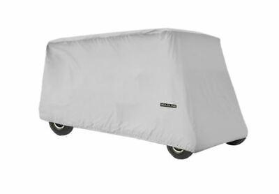 Goldline Premium 6 Person Passenger Golf Cart Storage Cover, Silver