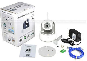 HD 720p Video Baby Monitor wireless Camera Night Vision