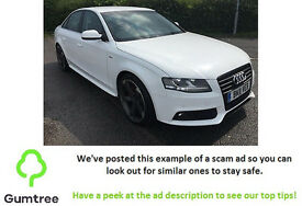 Audi A4 2.0 TDI Technik -- Read ad description before replying!!