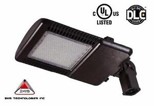 LED STREET/ PARKING LIGHT 150W ON** SALE**SALE** $350 cUL/  DLC LISTED