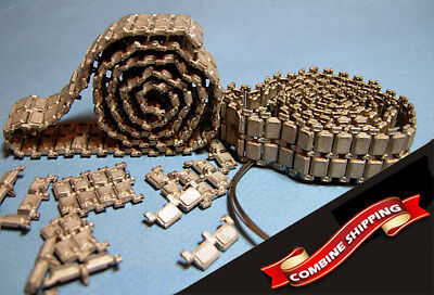 Sector35 3513-SL Assembled metal tracks for M1 Abrams (late type) tank 1/35 for sale  Shipping to Canada