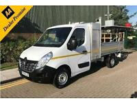 2016 Renault Master ML35 2.3 DCI EURO 5 Trafic management vehicle Manual Dropsi