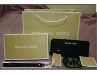 Genuine Michael Kors black purse