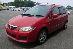 2002 Mazda Premacy RWC and REGO perfect conditions Cairns North Cairns City Preview