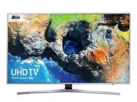 "Samsung TV 55 Inch 6 Series UE55MU6470U - 55"" LED Smart TV - 4K Ultra HD"