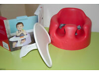 Small baby floor seat and play tray.. As new in box