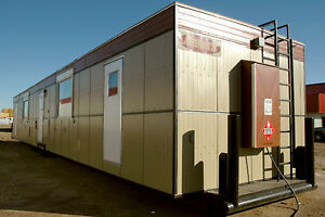 Executive Modular Wellsite Tiny home for SALE RENT FINANCE