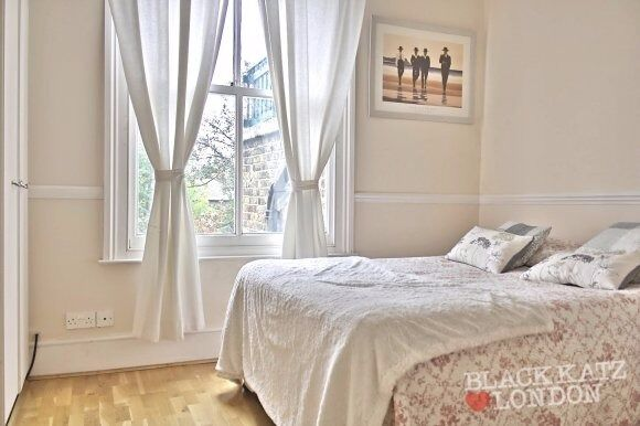 Newly refurbished one bedroom flat set on one of West Hampstead most sought after roads.
