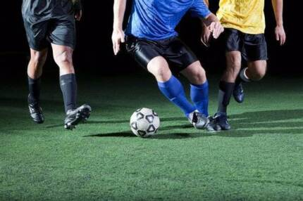 Wanted: Good soccer player needed for Tues night 5aside team in Sth Yarra
