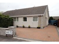 House for Sale - 3 bedroom semi detached bungalow