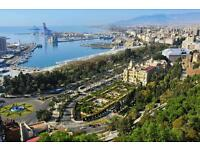 Holiday to Spain Malaga for 2 people includes both flights and hotel in easter holidays